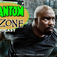 TPZP 073 – Comics On TV: Return of Sexy Will Graham (Luke Cage Season 2)